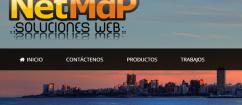 Web NetMdP